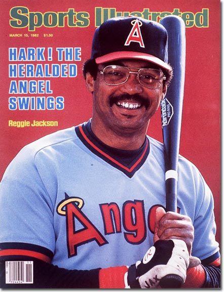 Reggie Jackson Cover