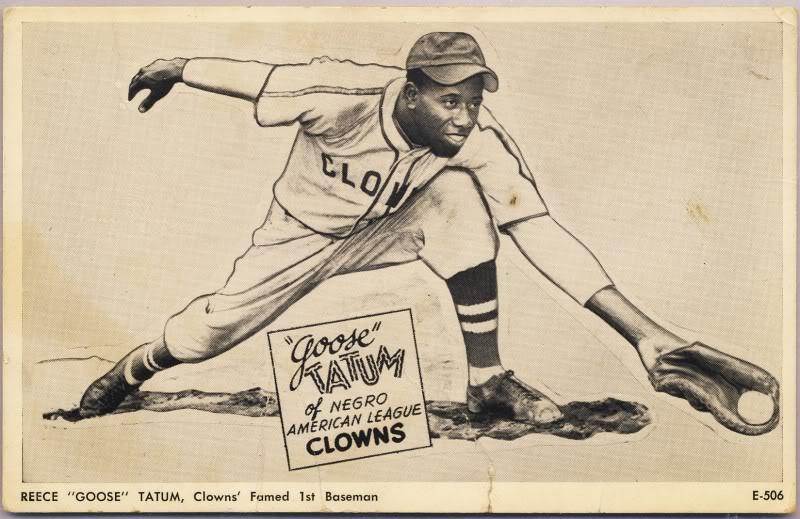 Clown Goose Tatum
