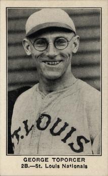 George Toporcer 1925