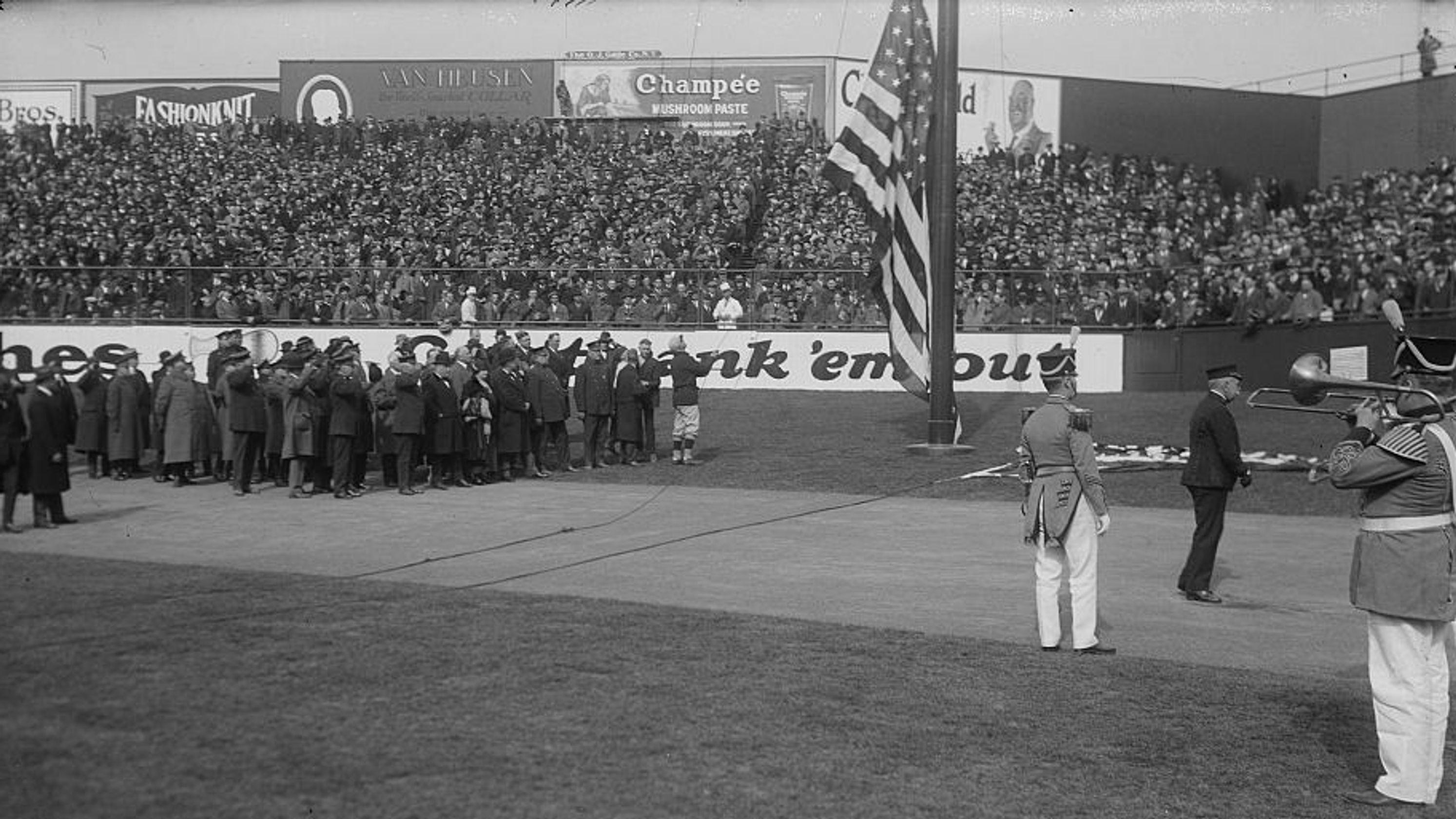 1918 hymne